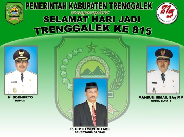 Selamat Hari Jadi Trenggalek Ke-815